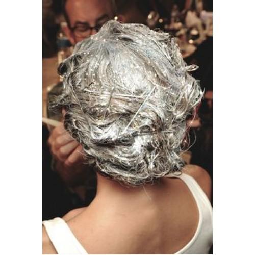 Спрей Glitter Hair Colour silver