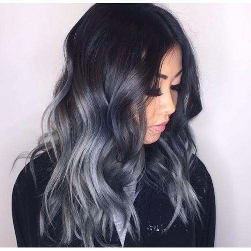Спрей Metallic Hair Clour black