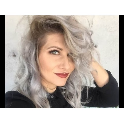 Спрей Metallic Hair Clour silver