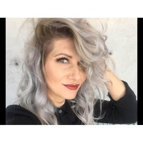 Спрей Metallic Hair Clour silver