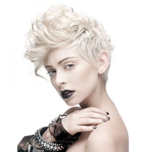 Спрей Metallic Hair Clour white
