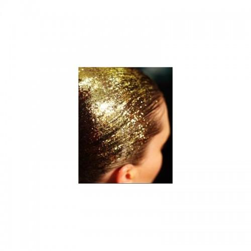 Спрей Glitter Hair Colour gold